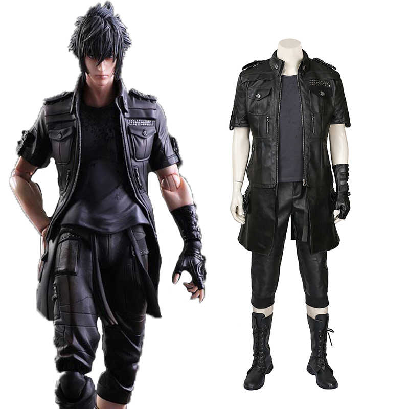 Kingsglaive Final Fantasy Xv Cosplay Costume Noctis Lucis Caelum