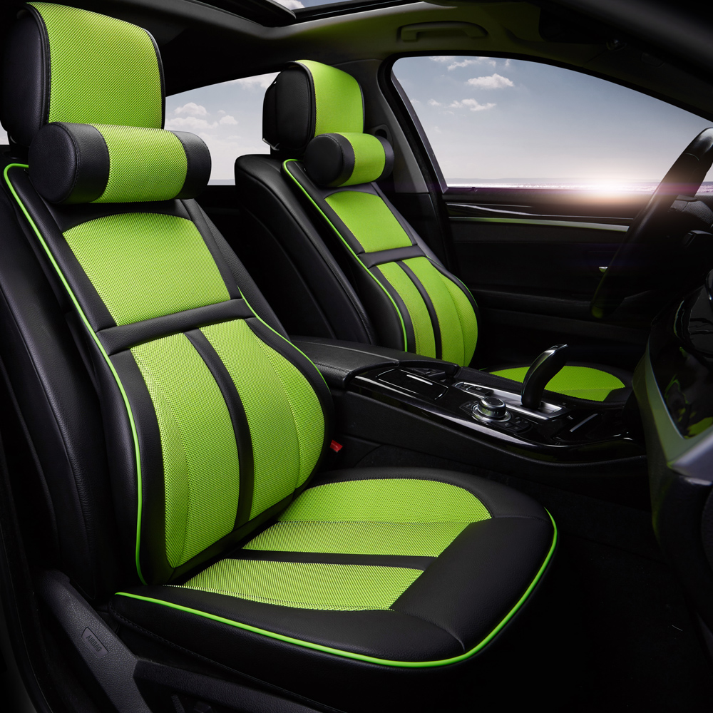 Car Seat Covers Spring Summer Premium Car Seat Cushion