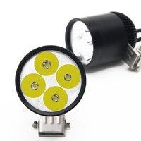 LDDCZENGHUITEC LED motorrad strahler hilfs lampe super helle led motorrad scheinwerfer zubehör moto fahren nebelscheinwerfer