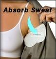 50 pcs espíritos absorver o suor nas axilas almofadas desodorante antitranspirante axilas homens mulheres sem perfume de fita adesivos frete grátis