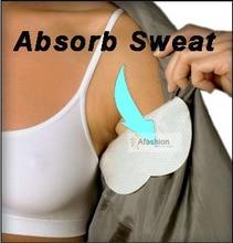 50pcs Spirits Absorb Sweat Underarm Pads