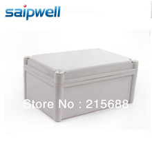2015 Saipwell NEW HOT SELL CAN OEM WATERPROOF IP65 AlUMINIUM BOX 280*190*130mm DS-AG-2819