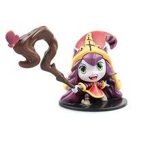 Figura de acción de Bandle Lulu la fae hechicera pvc figura de acción de colección 9 cm juego mundo heros figura modelo juguetes juguetes caliente