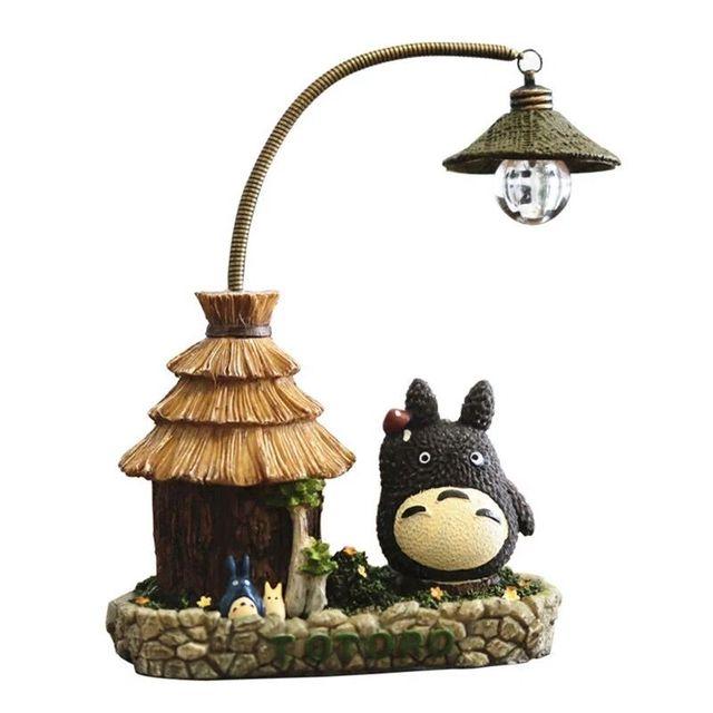 Fun Cartoon LED Desktop Decorative Lights Resin Material Bedroom Night Light  Bedside Lamp