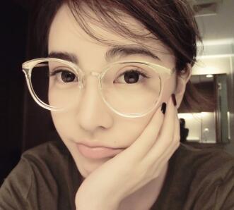 CH3264 Fashion Reading Glasses Transparent Lenses Presbyopic Prescription Reading Eyeglasses Men Women s Glasses with Diopter