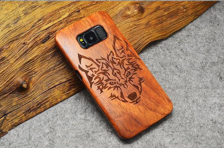 wood samsung s8 case