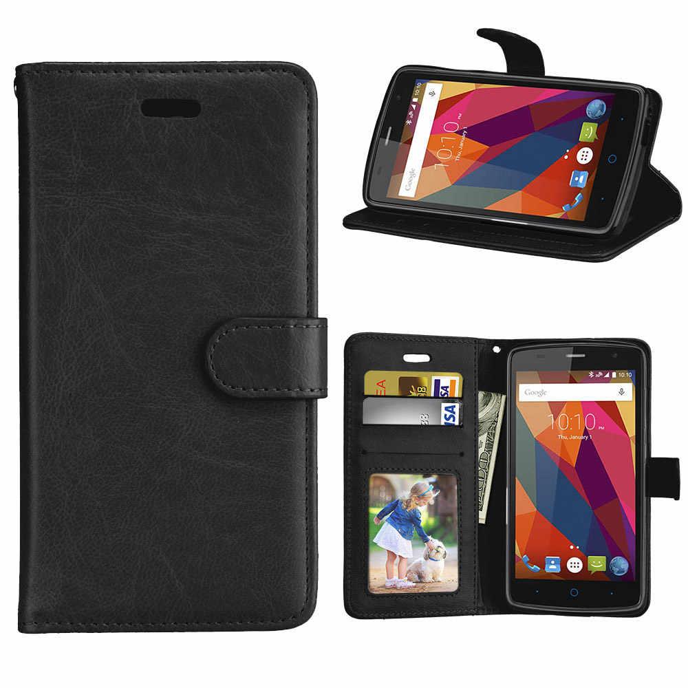 財布 Pu Coque カバー 5.0For Zte ブレード L5 プラスケース Zte ブレード L5 プラス L3 V9 A530 A606 L5plus 電話バック Coque カバーケース