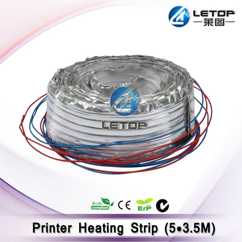 Оптовая продажа из Китая! Infiniti CrystalJet iconteck струйный принтер долго Тепло ленты 5*3.5 м