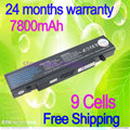 JIGU [Special Price] 9Cell Laptop battery for Samsung NP-R519 R530 R522 R519 AA-PB9NC6B R520 R470 R428 Q320 R478 BATTERY R540