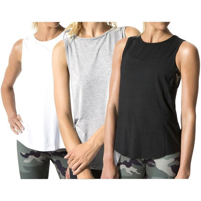 a2184f1d99 2018 Women's Sexy Backless Yoga Sport Tank Tops Sleeveless Quick Dry  Breathable Fitness Shirts Fitness Gym Running T-Shirt