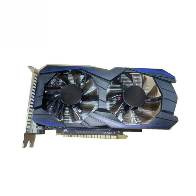 Upgraded 4GB GDDR5 PCI Express Graphics Card Silent Cooling Independent For GTX960 Games Accessories-in Memory Cards from Consumer Electronics