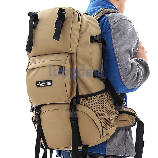 1a9d5d678751 Wholesale Mountaineering Outdoor Travel Shoulder Bag Student Backpack Men  and Women 40L Hiking Traveling Backpack Tourism xiaomi