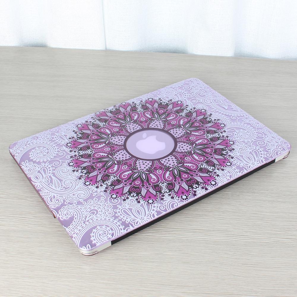 Mandala Print Case for MacBook 68