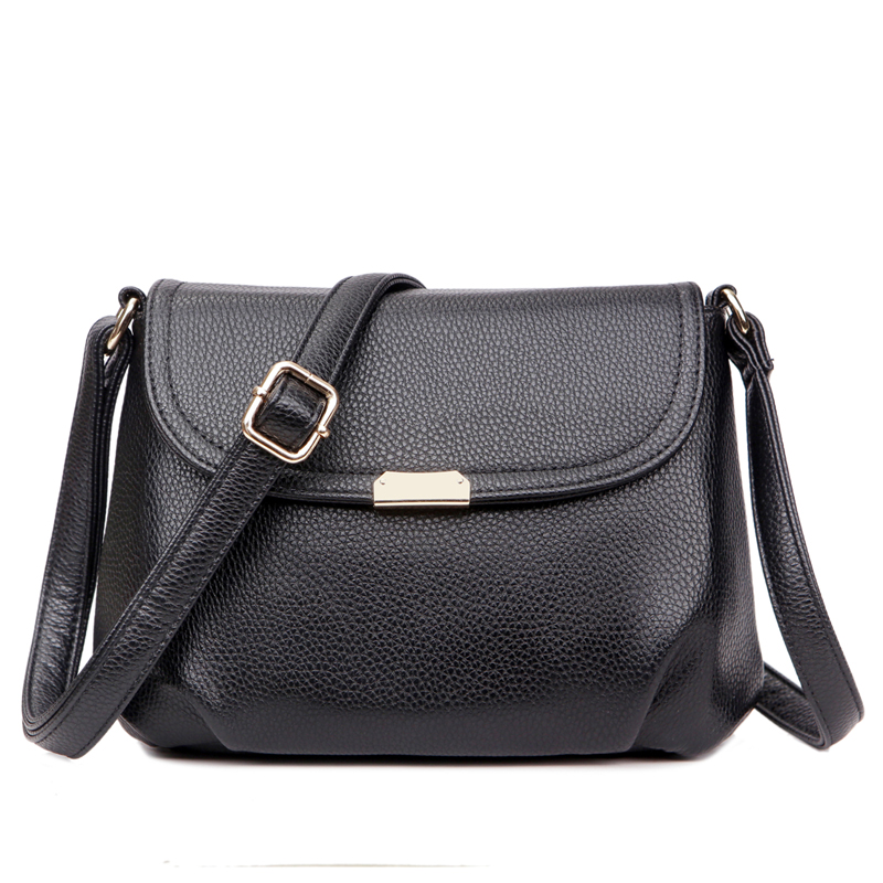 Fashion Women Small Bags Soft Cowhide Leather Genuine Leathe