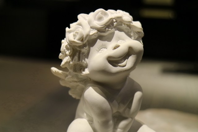 국가 유럽 천사 엘프 카페 바 빈티지 창 소품 와인 캐비닛 장식 선물 장식품 사랑스러운 그림 조상 공예품