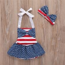 Dollplus Fashion 2pcs/set Childrens Swimsuit Girls Swimwear for Kids Bikini Dress Swim Children Beach Wear