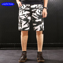 Cargo Shorts Men Cool casual Summer Hot Sale Cotton Casual Short trousers Brand Clothing Comfortable sweatpants men