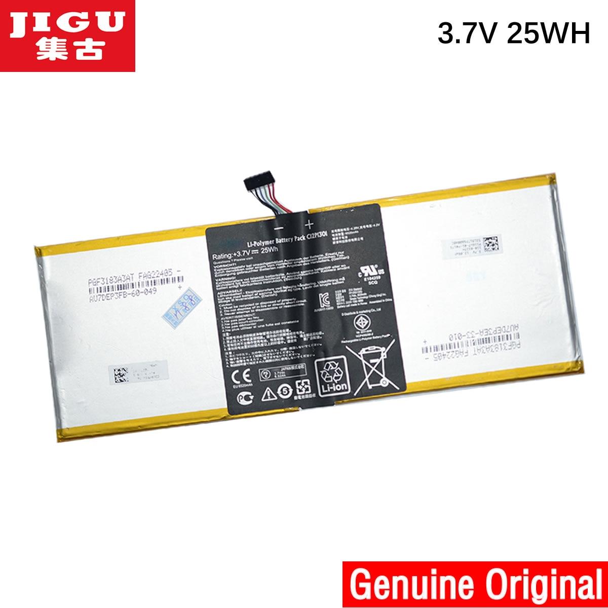 JIGU Original Laptop Battery C12P1301 For ASUS For MEMO PAD K00A (ME302C) MemoPad 10.1 TF303K 1B014A