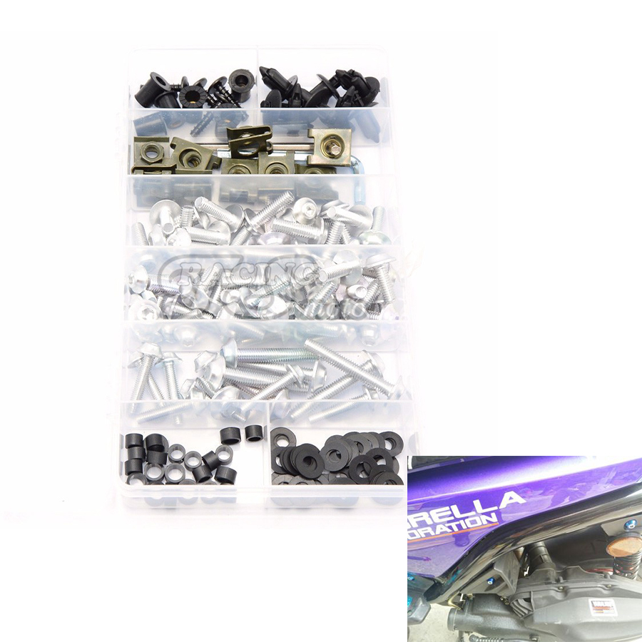 Motorcycle accessories Fairing Bolt Screw Fastener Fixation for suzuki decals helmet iron man ktm enduro arduino kit phare cafe motorcycle accessories fairing bolt screw fastener fixation for ktm enduro arduino kit yamaha r6 fzr 600 vtx1800 r1 07 cbr600rr