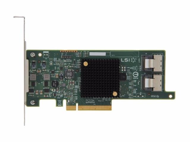 LSI 9207-8i SAS Treiber