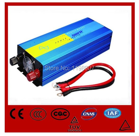 Onde sinusoIdale pure onduleur solaire 3000W High quality pure sine wave power inverter