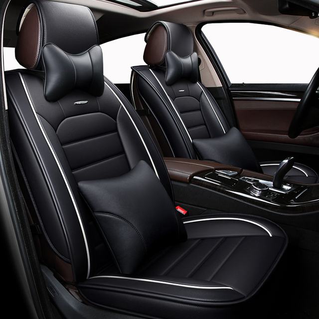 High Quality Leather Universal Car Seat Cover For Honda
