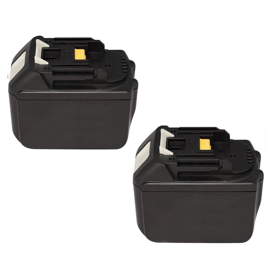 2x 4.5AH 18V Battery For Makita BL1860 BL1845 BL1840 BL1830 BL1815 Lithium Ion