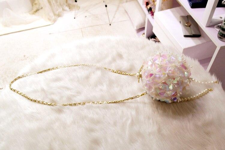 Main Bourse Petit Mode À Perlée D'embrayage Femmes Tx012 2018 Bille Sac Soirée La De Mariage Fourre Fleurs Sacs tout Diamant Petite vw0txnAqxU