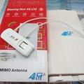Unlocked Huawei E3276S-920 E3276 4G LTE Modem 150Mbps +49dbi 4G TS9 antenna