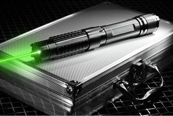 532nm High Power military 500w 500000m green Laser Pointers Flashlight burning match candle lit cigarette wicked LAZER Hunting