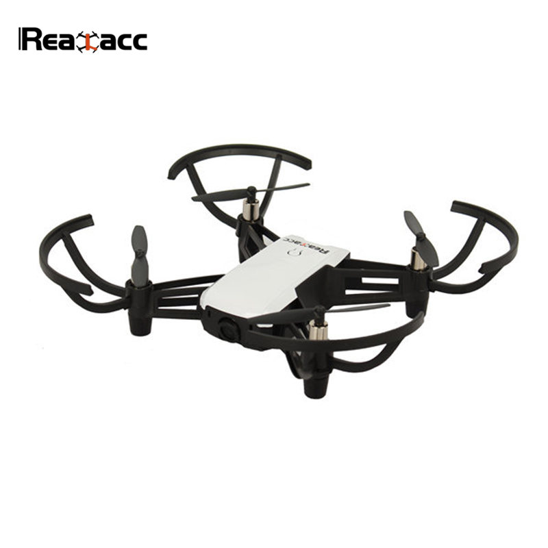 Realacc R20 WiFi FPV RC Drone Quadcopter RTF Mode 2 2MP 720P Wide Angle Camera Altitude Hold Black White 2.4G 4CH 6-Axis flytec t18d rc quadcopter mini drone 4ch wifi fpv 720p hd camera rc drones height hold mode 6 axis ufo rtf drone with camera