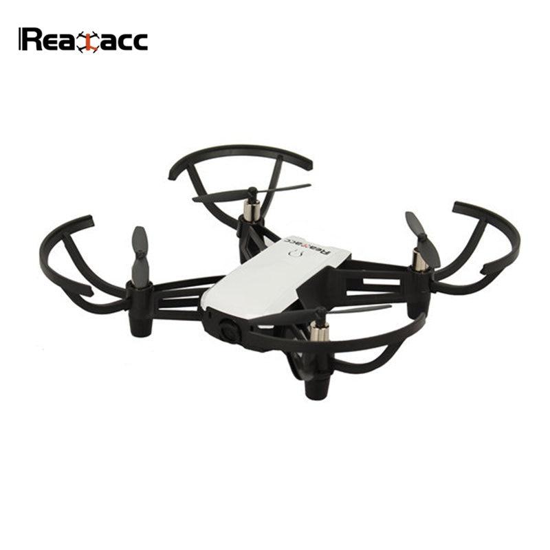 Realacc R20 WiFi FPV RC Quadcopter RTF Modo 2 2MP 720 p Cámara gran angular de altitud negro blanco 2,4g 4CH 6-Axis