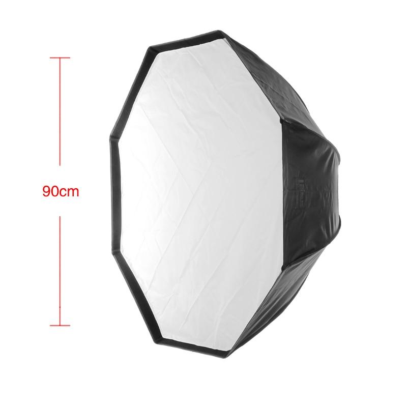 JINBEI K-90 Octagonal Umbrella Soft Box jinbei em 35x140 grids soft box page 6