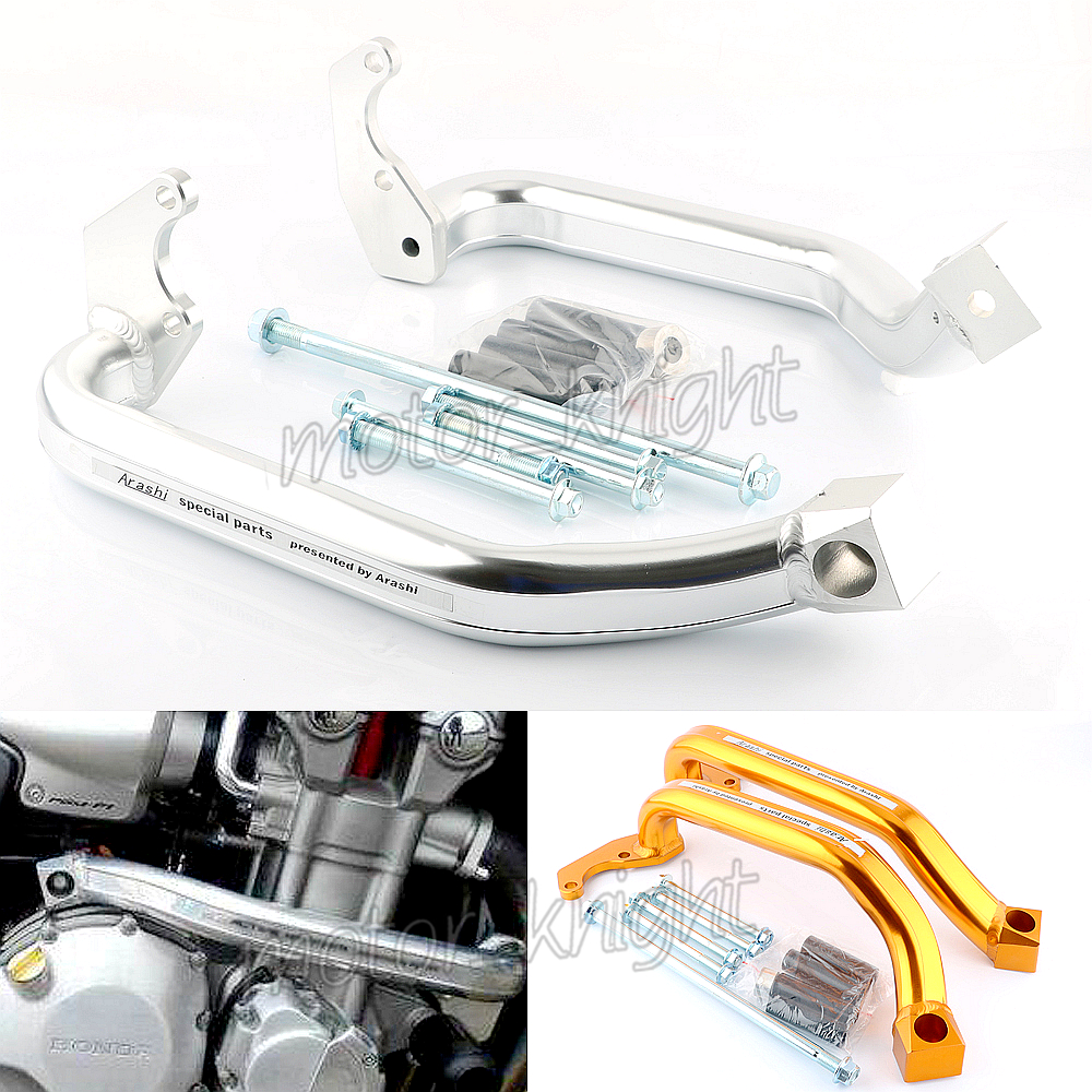 Front Engine Guard Highway Crash Bar Protection For Honda Cb1300 Cb 2003-2012 04 05 06 07 08 09 10 11
