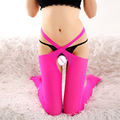 Club Sexy Women Girls Lady Sheer Top Thigh High Sexo Tights Stockings 4 Colors