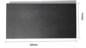 P5 RGB Indoor Full Color SMD 64x32 Pixels LED Video Wall Panel P2.5 P3 P4 P6 P7.62 P8 P10 LED Display Screen Module