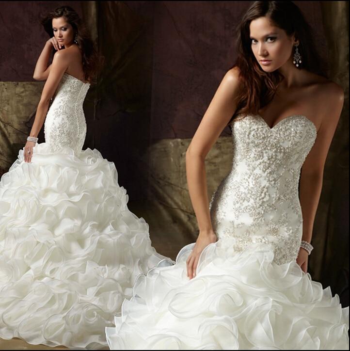 Mermaid Wedding Dress Body Type. Great Best Wedding Dress For Each ...