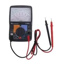 KT8260L Analog Multimeter ACV/DCV/DCA/Electric Ohm Resistance Tester w/ Test Pen M13 dropship