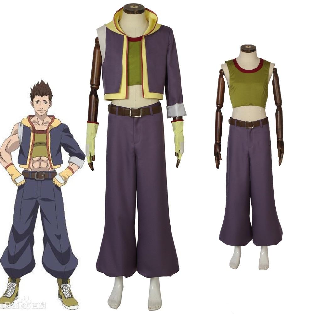 Cosplaydiy Custom Made Sengoku BASARA Tokugawa Ieyasu Cosplay Costume Adult Halloween Suit Any Size L320