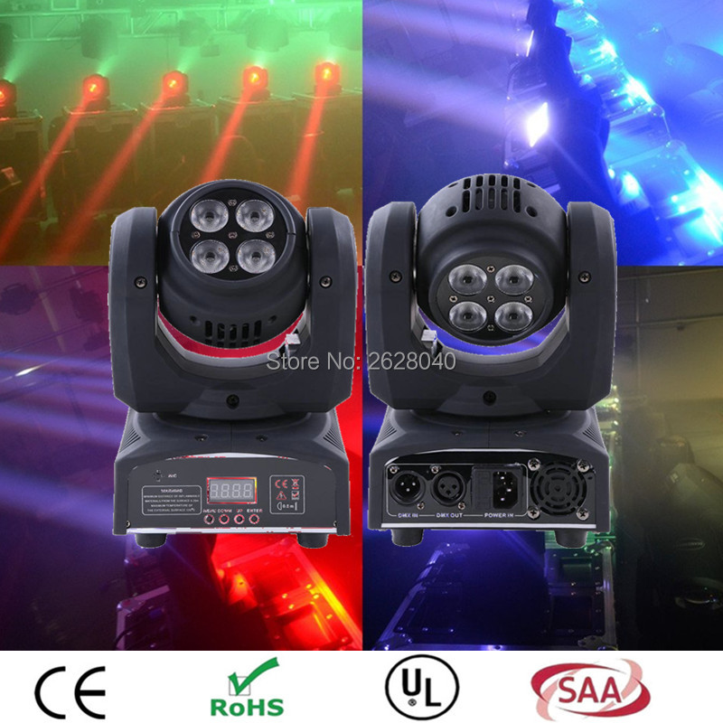 (2pcs/lot)china moving head led rgbw beam double face 4x10w+1x10w 1-20 times per second four color strobe effect for dj lighting(2pcs/lot)china moving head led rgbw beam double face 4x10w+1x10w 1-20 times per second four color strobe effect for dj lighting