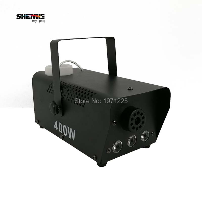 DJ Equipment 400W Smoke Machine fog machine Professional Stage Lighting Party Equipment Party Smoke Machine купить