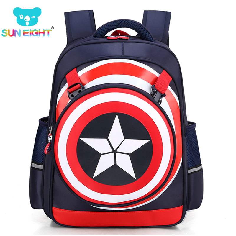 New Arrival Kids School Bag Boy's Backpack Fashion School Bag School Backpack Waterproof Kid's Bag As A Gift For Your Children