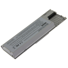 4400mAh Battery for Dell Latitude D620 D630 Precision M2300 PC764
