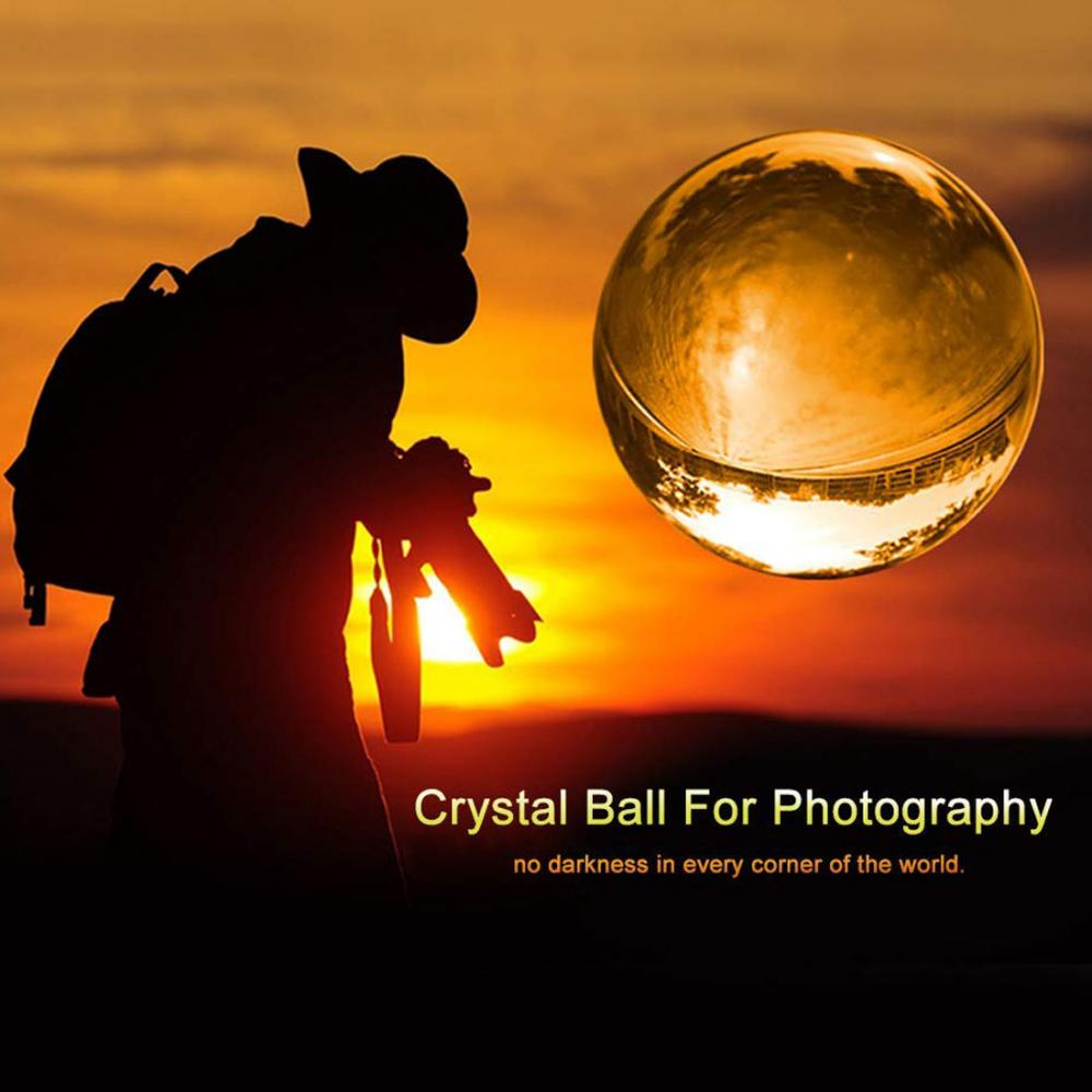 Crystal Ball Lens Photography  Sphere ¦ Lensball Photography Accessories