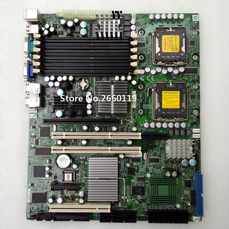 Server mainboard for X7DVL-3 motherboard Fully testedServer mainboard for X7DVL-3 motherboard Fully tested
