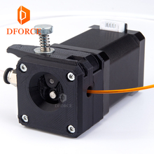 DFORCE Drivegear kit dual drive gear extruder kit Cloned Btech upgrade for Prusa i3 3d printer gear Mini Bowden Extruder best price 3d printer drive gear for extruder kit feeding 38 teeth id 5mm od 11mm