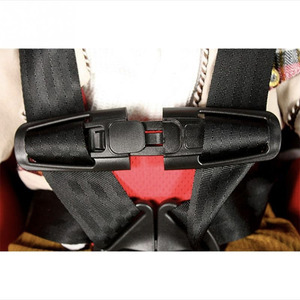 Image 4 - Children baby safety car seat strap belt harness chest clip safe lock buckle Child Toddler Chest Harness Clip 1pcs