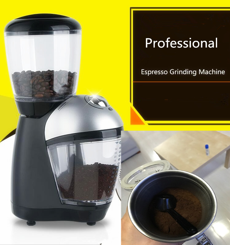 Electric Coffee Grinder miller Coffee Spice Grinder Maker Beans Mill Herbs Nuts coffee dry grinding machine stainless steel electric coffee spice grinder maker beans herbs nuts cereal grains mill machine home use eu plug