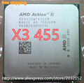 AMD Athlon II X3 455 processor (3.3GHz/1.5MB/Triple Core/AM3)Desktop CPU  (working 100% Free Shipping)