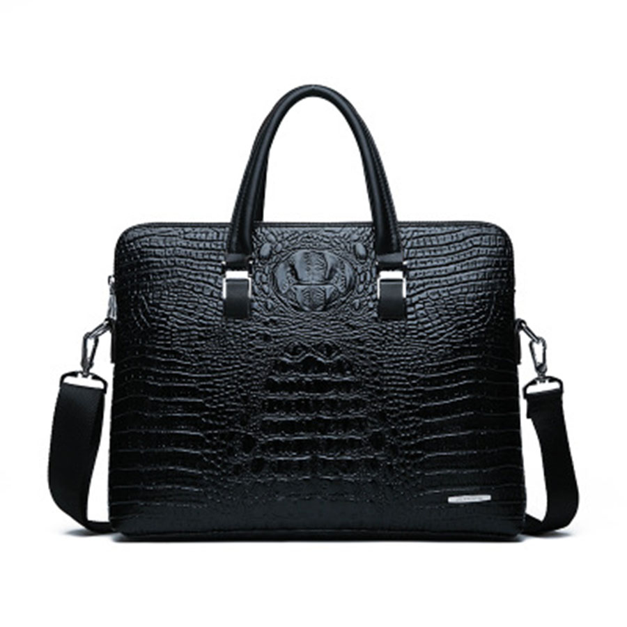 Ipad Fashion Briefcase Laptop Messenger Bag Lawyer Office Business Bag Handbag Men borsa porta computer Briefcase Male GWB 007